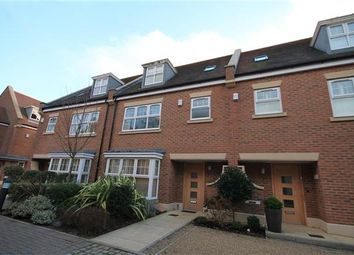 Thumbnail 4 bedroom town house to rent in Wellwood Close, Branksome Park, Poole