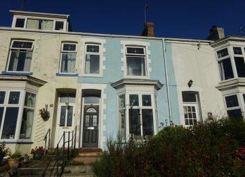 Thumbnail 2 bed terraced house for sale in 23 Slade Road, Newton, Swansea