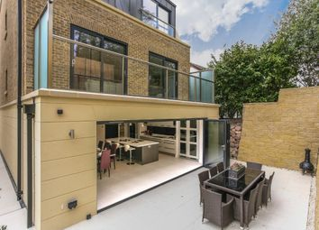 Thumbnail 5 bed link-detached house for sale in Woodlands Road, Bickley, Bromley