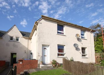 Thumbnail 3 bed flat for sale in Hillend Crescent, Duntocher