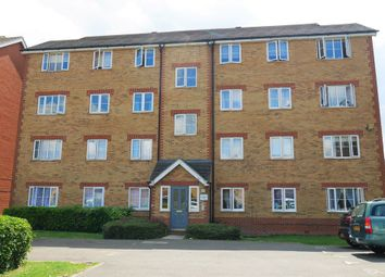 Thumbnail 2 bedroom flat to rent in Village Close, Hoddesdon