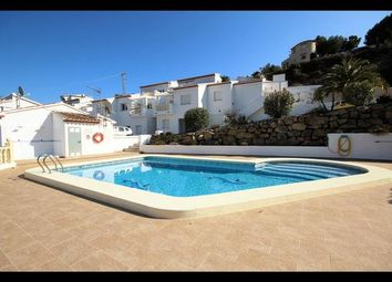 Thumbnail 3 bed town house for sale in Spain, Valencia, Alicante, Pedreguer