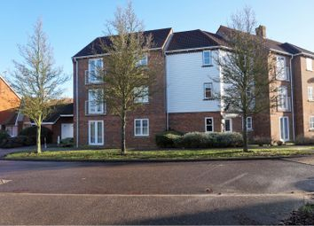 Thumbnail 3 bed flat for sale in Wickham Crescent, Chelmsford