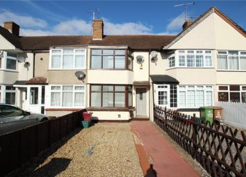 Thumbnail 2 bed terraced house for sale in Rowley Avenue, Sidcup, Kent