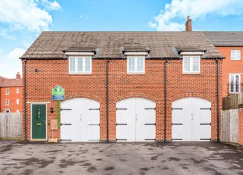 Thumbnail 2 bed detached house for sale in Cranfield Avenue, Church Gresley, Swadlincote