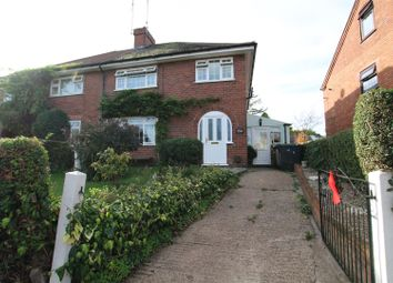 Thumbnail 4 bed semi-detached house for sale in Main Street, Repton, Derby