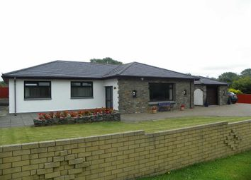 Thumbnail 3 bed detached bungalow for sale in Mwrwg Road, Llangennech, Llanelli
