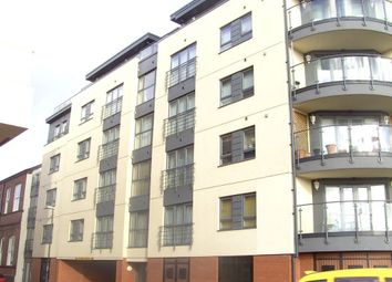 Thumbnail 1 bed flat to rent in Rutland House, Carrington Street, Derby