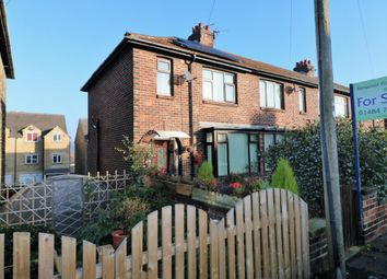 Thumbnail 3 bed semi-detached house for sale in Well Green Lane, Brighouse