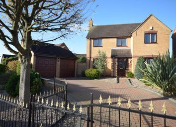 Thumbnail 3 bed detached house for sale in Northacre Road, Oakwood, Derby