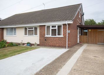 Thumbnail 2 bed property to rent in Vicarage Lane, Sholden, Deal