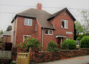 Thumbnail 3 bed detached house to rent in Kensington Road, Barnsley