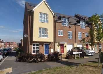 Thumbnail 3 bed end terrace house for sale in Stadium Approach, Aylesbury