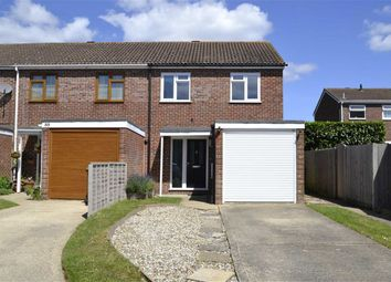 Thumbnail 3 bed end terrace house for sale in Rosedale Gardens, Thatcham, Berkshire