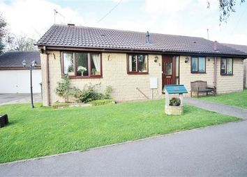 Thumbnail 2 bed bungalow for sale in Springwood Court, Aston, Sheffield