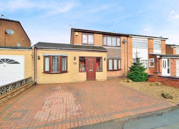 Thumbnail 4 bed semi-detached house for sale in Epping Drive, Woolston, Warrington