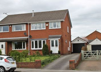 Thumbnail 3 bed semi-detached house for sale in Alfreton Road, Selston, Nottingham