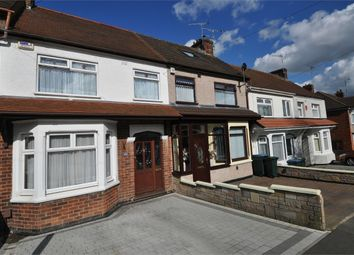 Thumbnail 3 bed terraced house for sale in Clovelly Road, Wyken, Coventry, West Midlands