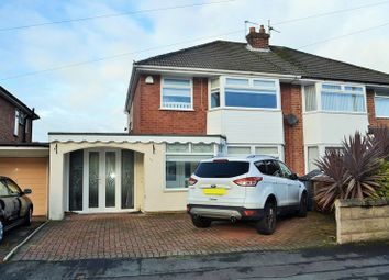 Thumbnail 3 bed semi-detached house for sale in Greenville Drive, Maghull, Liverpool