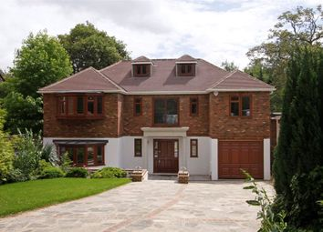 Thumbnail 6 bed detached house to rent in Henley Drive, Coombe Hill