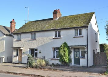 Thumbnail 3 bed semi-detached house for sale in Cambridge Road, Stansted, Essex