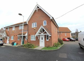 Thumbnail 3 bed end terrace house for sale in Craigen Gardens, Ilford, Essex