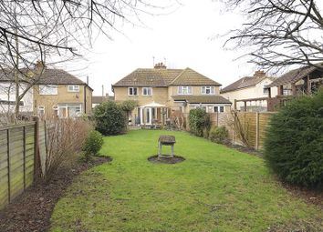Thumbnail 3 bed semi-detached house for sale in Ewell Road, Surbiton