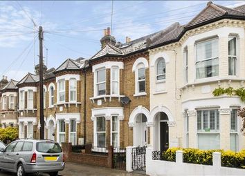 Thumbnail 4 bed terraced house for sale in Harbut Road, London