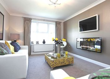 "Thumbnail 4 bed detached house for sale in ""The Chedworth"" at Station Road, North Hykeham, Lincoln"