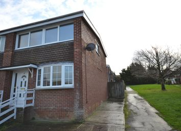 Thumbnail 3 bed semi-detached house to rent in Perowne Way, Sandown
