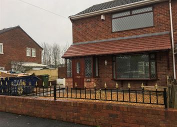 Thumbnail 3 bed semi-detached house to rent in Meldon Drive, Bilston