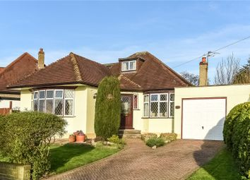 Thumbnail 3 bed bungalow for sale in Hillside Crescent, Northwood, Middlesex