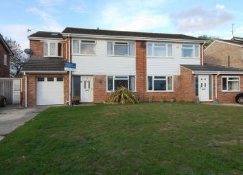 Thumbnail 4 bed semi-detached house for sale in Willow Way, Begbroke, Kidlington
