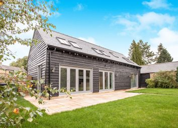 Thumbnail 3 bed detached house for sale in Histon Road, Cottenham, Cambridge