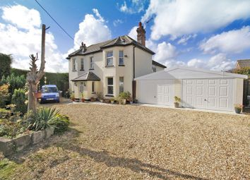 Thumbnail 5 bed detached house for sale in Stony Lane, Burton, Christchurch
