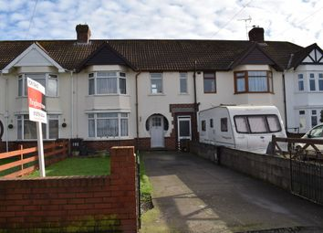 Thumbnail 3 bed terraced house for sale in Bath Road, Bridgwater
