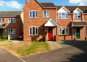 Thumbnail 3 bed semi-detached house to rent in Akita Close, Spalding