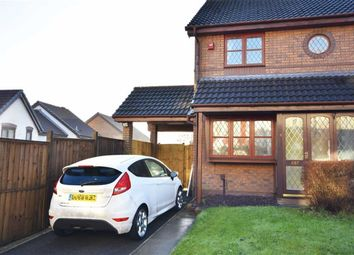 Thumbnail 2 bed semi-detached house for sale in Carmarthen Road, Cwmdu, Swansea