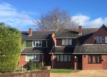 Thumbnail 4 bedroom detached house for sale in Rockfield Road, Monmouth