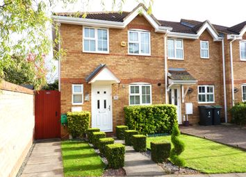 Thumbnail 3 bed end terrace house for sale in Berwick Way, Sandy