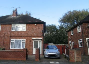 Thumbnail 3 bed semi-detached house to rent in Nansen Close, Stretford, Manchester