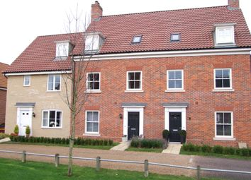 Thumbnail 4 bed town house for sale in Warren Avenue, Saxmundham
