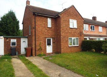 Thumbnail 3 bedroom semi-detached house for sale in Chestnut Avenue, Peterborough, Cambridgeshire, .