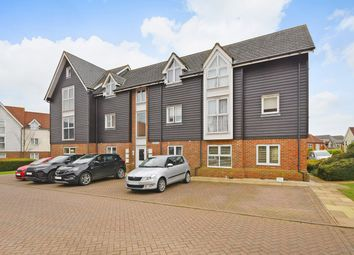 Thumbnail 2 bed flat for sale in Paxton Avenue, Hawkinge, Folkestone