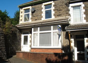Thumbnail 5 bed end terrace house to rent in Hilda Street, Treforest, Pontypridd