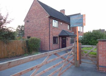 Thumbnail 3 bed semi-detached house to rent in St. Peter's Road, Chellaston, Derby