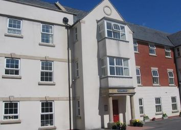 Thumbnail 2 bed flat for sale in West Street, Axminster, Devon