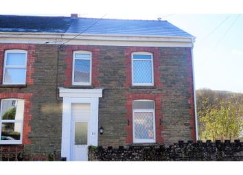 Thumbnail 3 bed end terrace house for sale in Heol Tawe, Abercrave