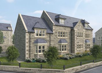Thumbnail 6 bed detached house for sale in Woodthorpe Hall Gardens, Woodthorpe Lane, Sandal, Wakefield