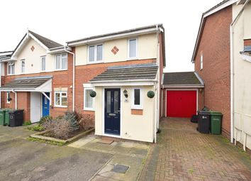 Thumbnail 3 bed end terrace house for sale in Deerleap Way, Braintree